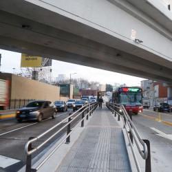 Se inauguró el Nodo Juan B. Justo en Palermo, para mejorar la movilidad