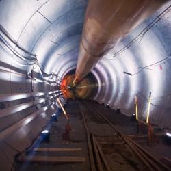 El nuevo túnel del Arroyo Vega, una obra que reducirá el riesgo de inundaciones
