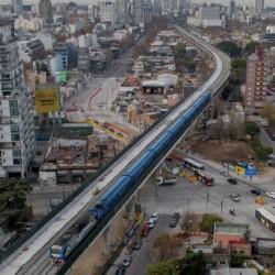 Viaducto San Martín: rescinden el contrato con la empresa constructora por falta de pago