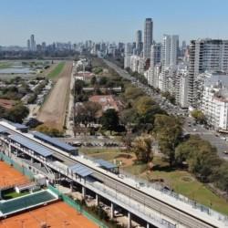 Tras dos años cerrada, abren la nueva estación Lisandro de la Torre del tren Mitre