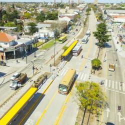 Cómo funcionará el Metrobus de Florencio Varela que inauguraron Mauricio Macri y María Eugenia Vidal