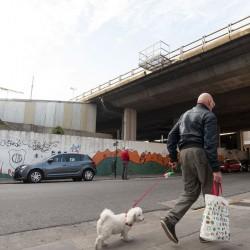 Avanza la licitación para renovar los espacios bajo la autopista 25 de Mayo