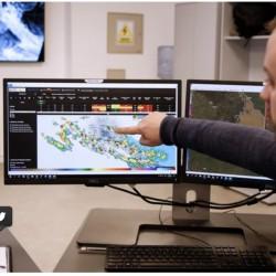 Lanzaron un sistema que permite anticipar tormentas fuertes que podrían poner en riesgo a la población
