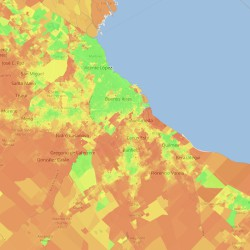 El mapa de la calidad de vida: dónde se vive mejor y peor en la Argentina