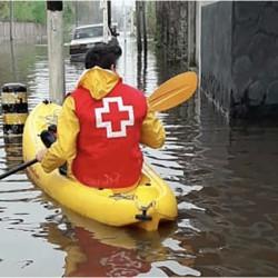 Inundaciones en la provincia de Buenos Aires: hasta un metro de agua en las casas y miles de personas afectadas