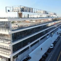 Del Elefante Blanco a un ministerio: suman servicios en el nuevo edificio en Lugano
