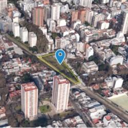 Belgrano: el Gobierno remata una manzana entera frente al viaducto del tren Mitre