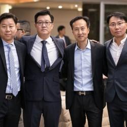 Un empresario coreano se quedó con los bajo viaductos del Mitre