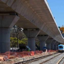 Los terrenos del bajo Viaducto Mitre quedaron en manos de un empresario coreano
