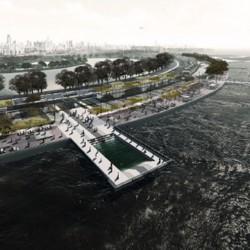 Ciudad estudia cómo ampliar el acceso al Río de la Plata en el Distrito Joven de Costanera Norte
