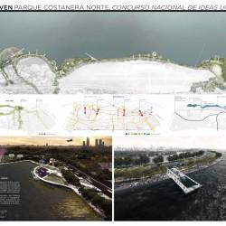 Finalizó el Concurso nacional de ideas Buenos Aires y el río Parque Costanera Norte - Distrito Joven