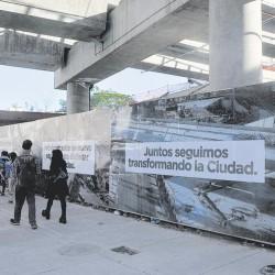 Concesionan por 30 años los predios del  Bajo Viaducto San Martín