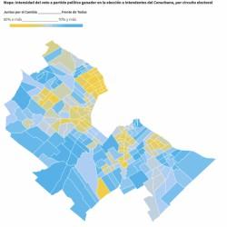 Elecciones a Intendente en el Conurbano: los oficialismos locales festejan en un territorio diverso