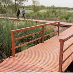 A la vera del río Luján - Terminan las obras del Paseo Ribereño de Pilar: abre a fin de mes
