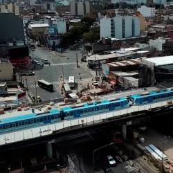 15 empresas compiten para construir el viaducto del Belgrano Sur a Constitución
