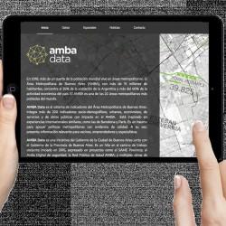 AMBA Data, el primer sistema de información del Área Metropolitana de Buenos Aires