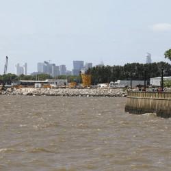 Plan de la Ciudad para que los porteños dejen de darle la espalda al Río de la Plata