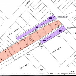 Cambian zonificación de Estación Villa Crespo y Triángulo Salguero