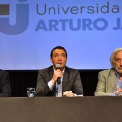 Inauguraron el IV Congreso Nacional de Ciencia y Tecnología Ambiental