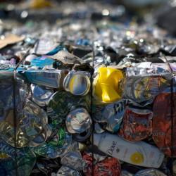 Ya funciona una nueva planta para recuperar reciclables