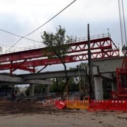 Reforman terrenos ferroviarios linderos a la estación La Paternal de la línea San Martín