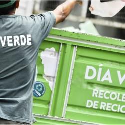 Separación de residuos récord en Vicente López: más de 3.5 millones de kilos en 2019