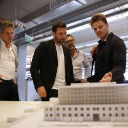 Tiro Federal: el arquitecto danés a cargo dice que
