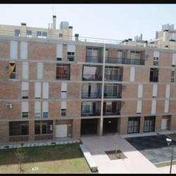 Villa Fraga se va transformando en un barrio: ya hay 100 familias en los nuevos edificios
