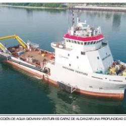 La conceción de la Hidrovía impulsa la obra de dragado más grande del mundo