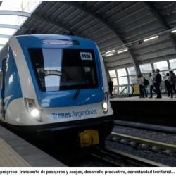 El ferrocarril, clave para un país que quiere crecer