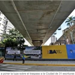 El Gobierno suspendió la cesión de terrenos a la Capital Federal que había dispuesto Mauricio Macri