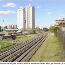 Cuáles son los terrenos que Macri le cedió a la Ciudad y son clave para la gestión de Rodríguez Larreta