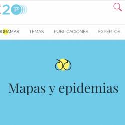 COVID-19 - Mapas y epidemias