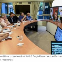 El Presidente busca controlar la pandemia en el conurbano bonaerense: auxilio a las pymes, ayuda social y refuerzo en la seguridad