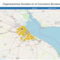 Organizaciones Sociales en el Conurbano Bonaerense