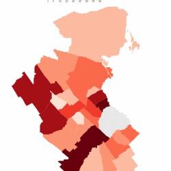 Coronavirus en el Conurbano: cuántos casos tiene cada municipio, el foco de contagio que más preocupa