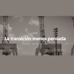 Puerto de Buenos Aires | La transición menos pensada