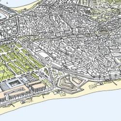 Una mirada urbanística de la pandemia