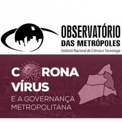 Gobernanza metropolitana en tiempos de pandemia