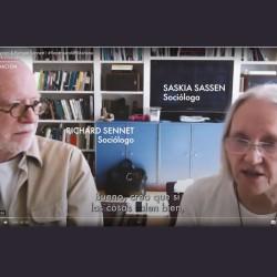 Entrevista a Saskia Sassen & Richard Sennett | #RepensandoElMañana