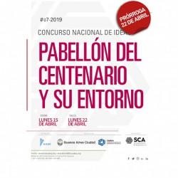 Concurso Nacional de Ideas Pabellón del Centenario y su entorno