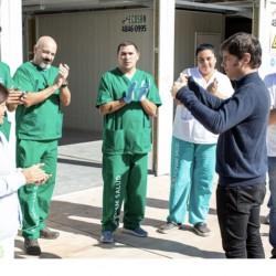 Riesgo de contagios masivos en las villas: Axel Kicillof despliega un operativo sanitario de urgencia en el conurbano bonaerense