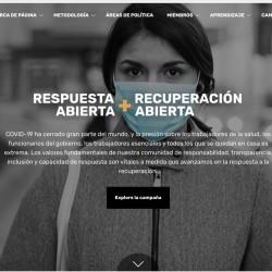Recopilación de enfoques de gobierno abierto para COVID-19