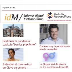 Informe Digital Metropolitano - Mayo 2020