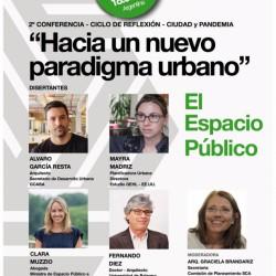 """""""Hacia un nuevo paradigma urbano – El espacio público"""""""