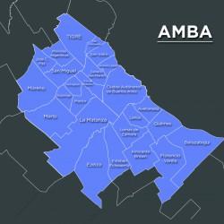 """El AMBA, una línea divisoria que los intendentes """"rurales"""" empiezan a cuestionar"""
