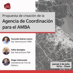 Agencia de Coordinación para el AMBA | WEBINAR