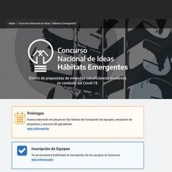Concurso Nacional de Ideas