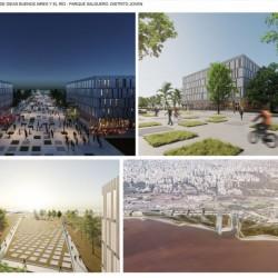 """Concurso Nacional de Ideas Buenos Aires y el Río """"Parque Salguero"""" Distrito Joven CABA: GANADORES"""