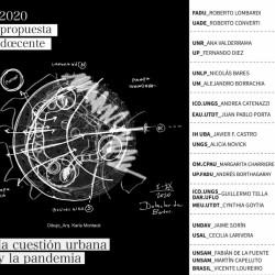 PROPUESTA DECENTE 2020: La cuestión urbana y la pandemia